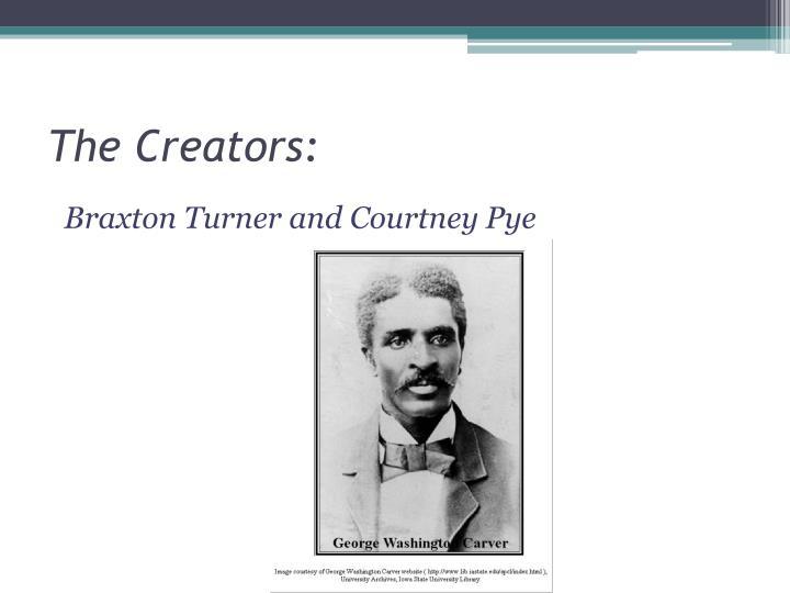 The Creators: