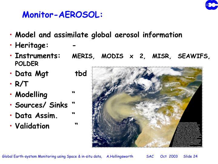Monitor-AEROSOL: