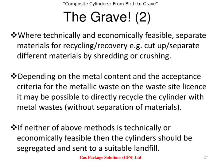 The Grave! (2)