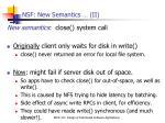 nsf new semantics ii