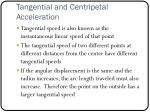 tangential and centripetal acceleration1
