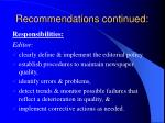 recommendations continued2