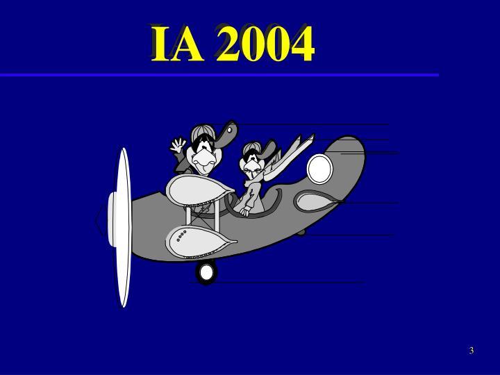 Ia 2004