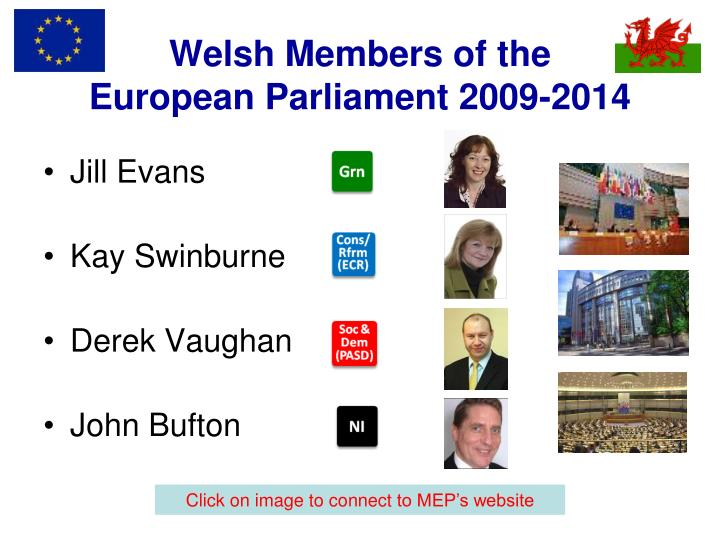 Welsh Members of the