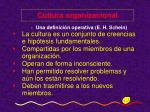 cultura organizacional1