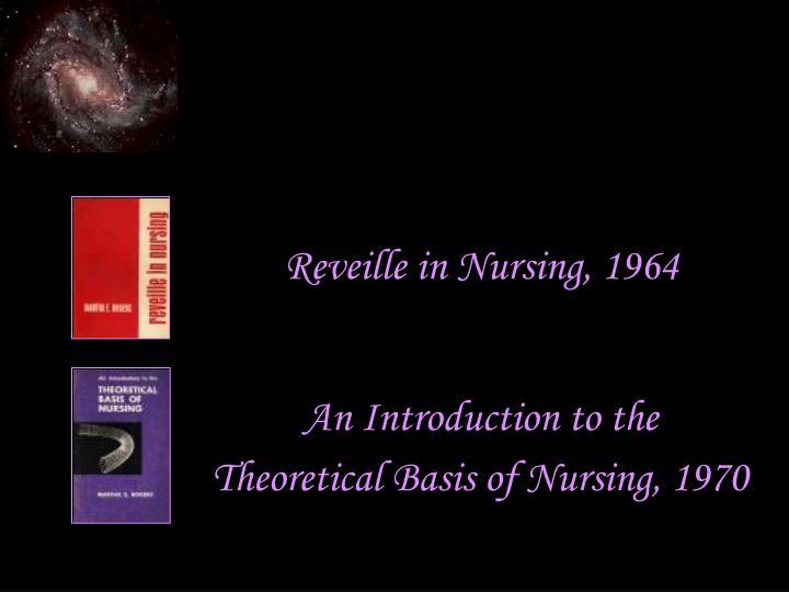 Reveille in Nursing, 1964