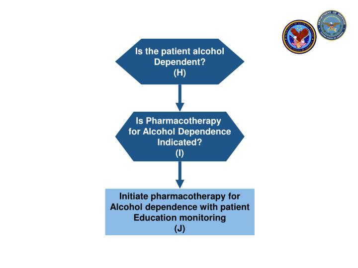 Is the patient alcohol