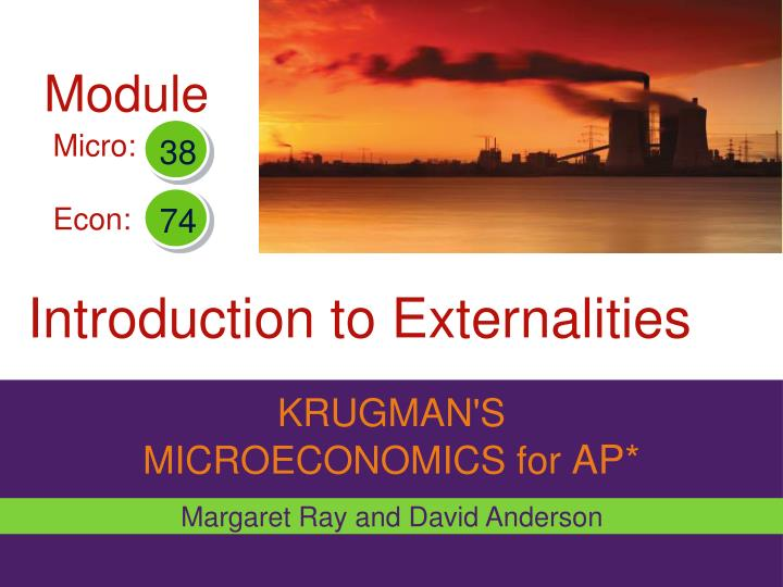 an introduction to krugmans model of economics Krugman's international economics: theory and policy, co-authored with maurice obstfeld, is a standard undergraduate textbook on international economics he is also co-author, with robin wells, of an undergraduate economics text which he says was strongly inspired by the first edition of paul samuelson's classic textbook.