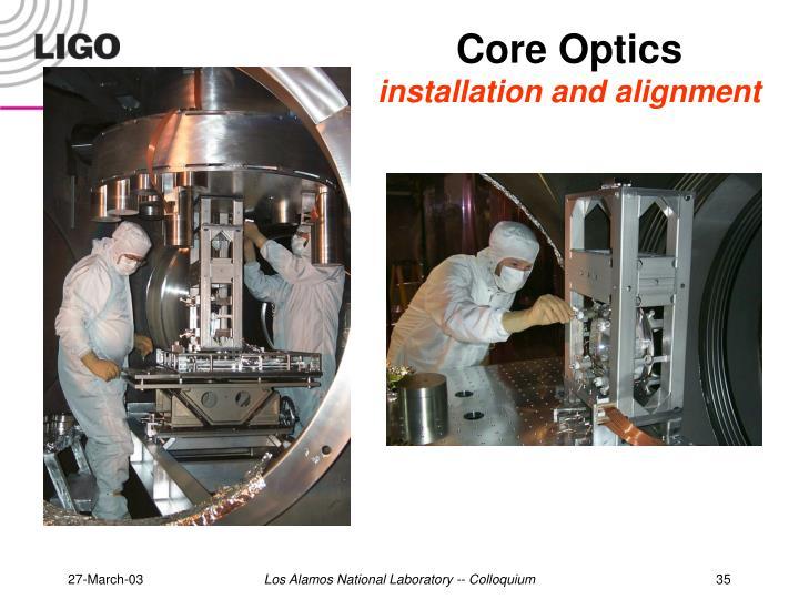 Core Optics