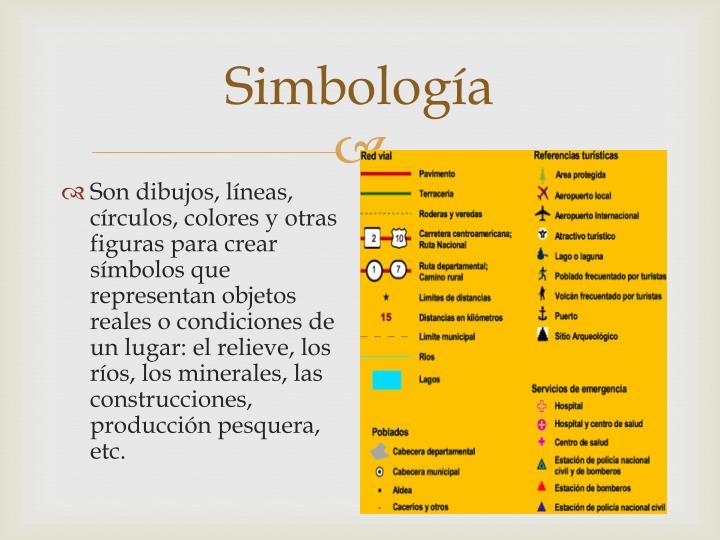 Simbología