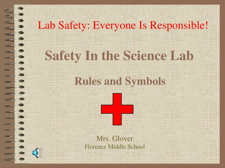 safety in the science lab n.