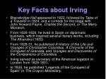 key facts about irving2