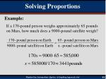 solving proportions1
