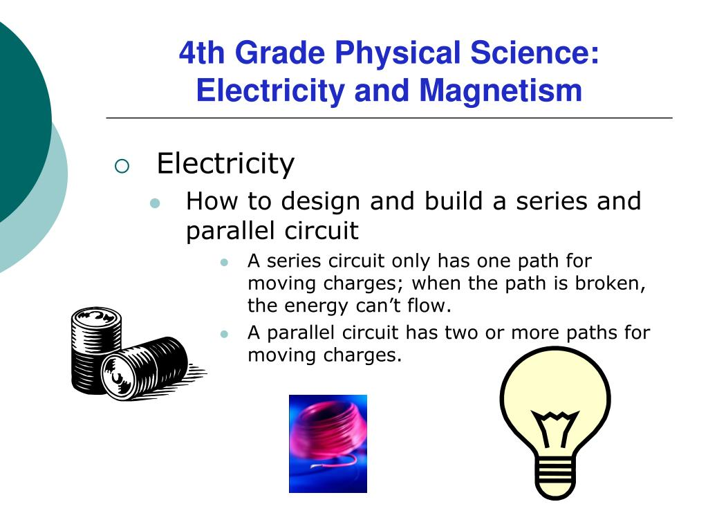 Parallel Circuits For Fourth Grade Wiring Diagram And Ebooks Circuit 4th Ppt Physical Science Electricity Magnetism Rh Slideserve Com Series