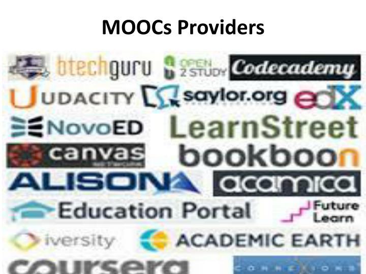 MOOCs Providers
