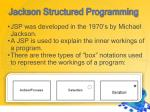 jackson structured programming1