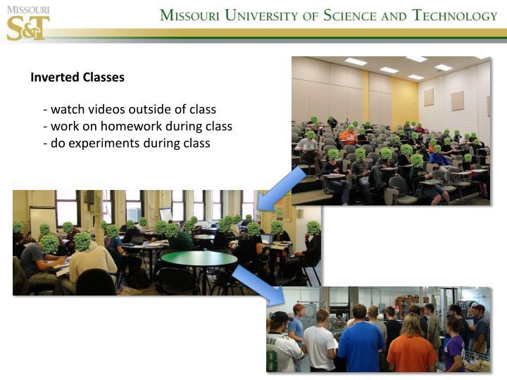 Inverted Classes
