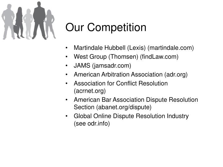 Our Competition