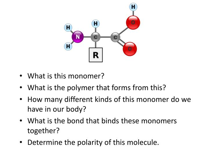 What is this monomer?