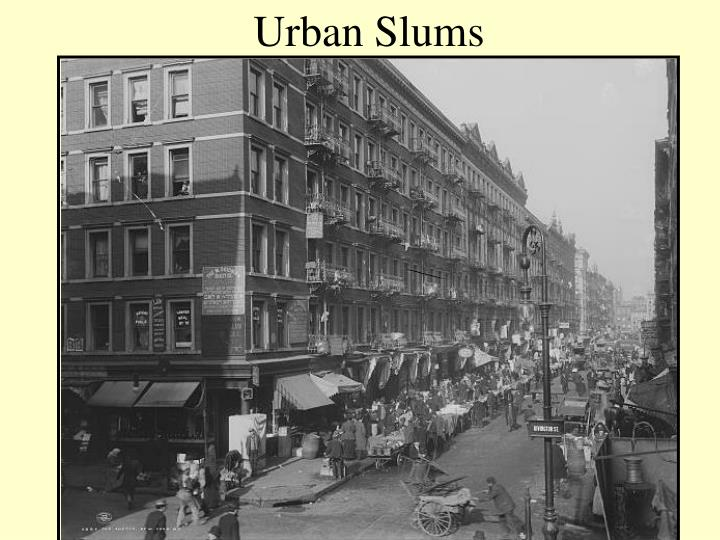 Urban Slums