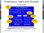 tempagency application example continued1