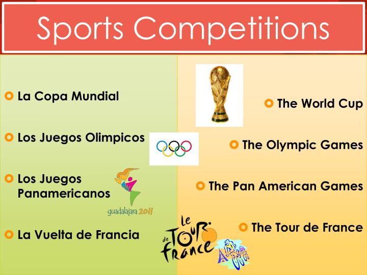 Sports Competitions