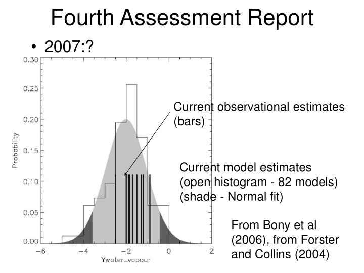 Fourth Assessment Report