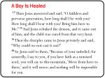 a boy is healed1