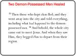 two demon possessed men healed2