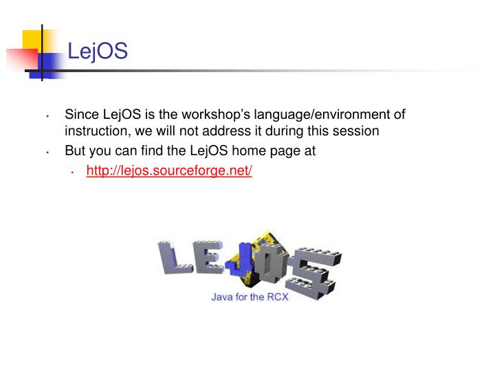 LejOS