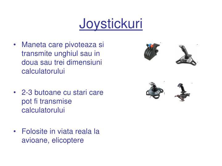Joystickuri