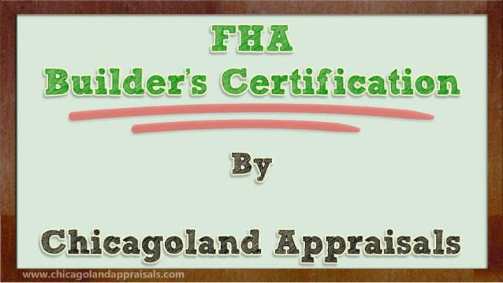 Ppt 37975 fha builder s certification