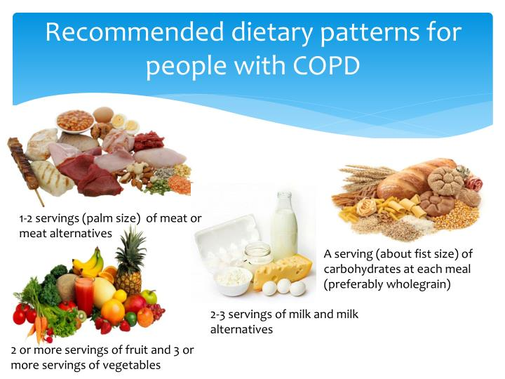 Foods To Eat In Copd