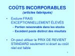 co ts incorporables articles fabriqu s1