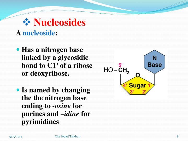 Nucleosides