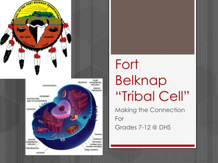 "Fort Belknap ""Tribal Cell"""
