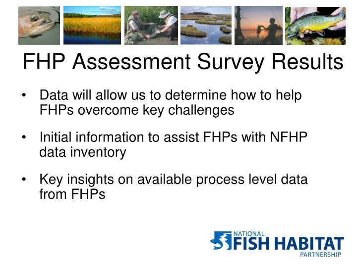 FHP Assessment Survey Results