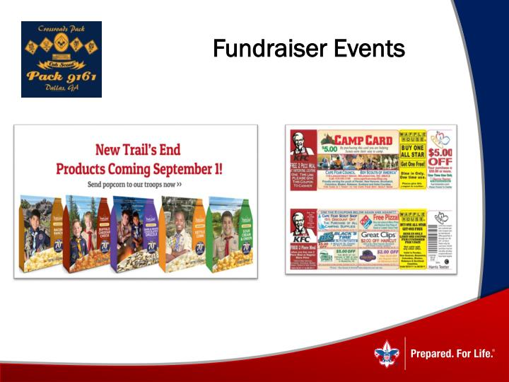 Fundraiser Events