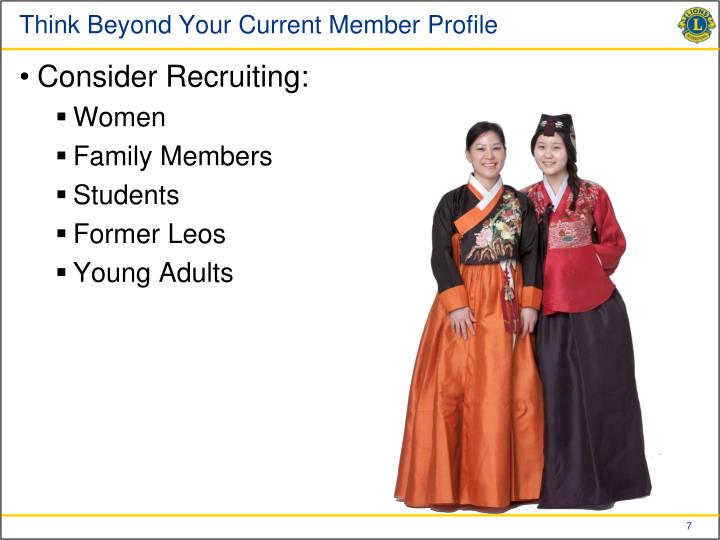 Think Beyond Your Current Member Profile