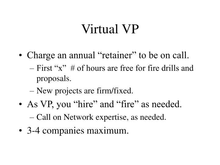 Virtual VP