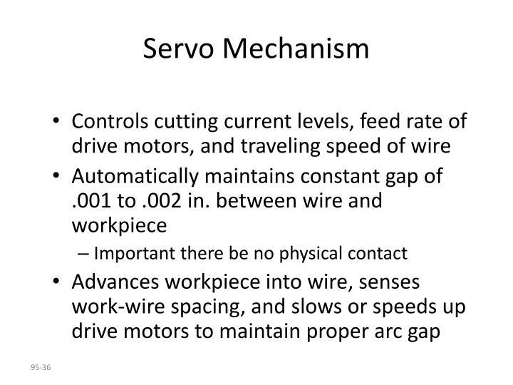 Servo Mechanism