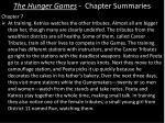 the hunger games chapter summaries2