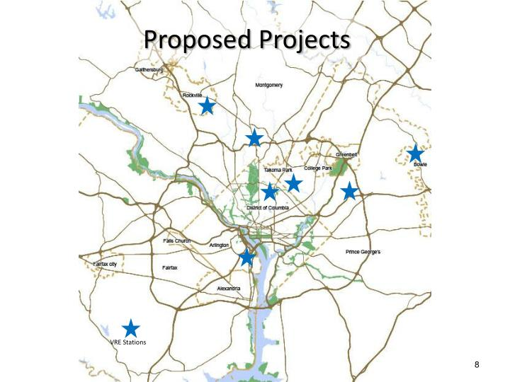 Proposed Projects