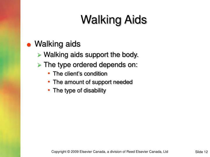 Walking Aids