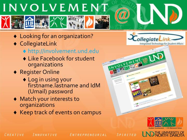 Looking for an organization?