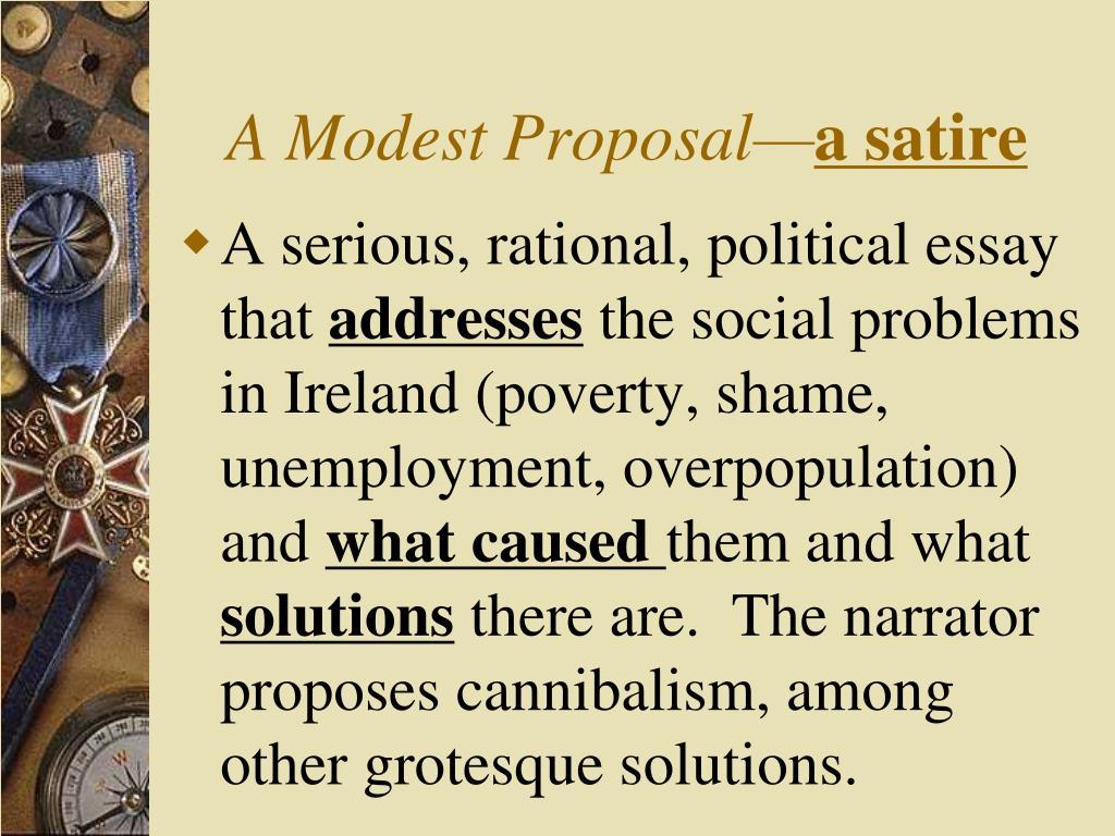 Ppt Jonathan Swift Powerpoint Presentation Free Download Id
