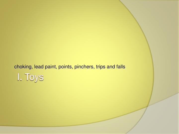 I toys