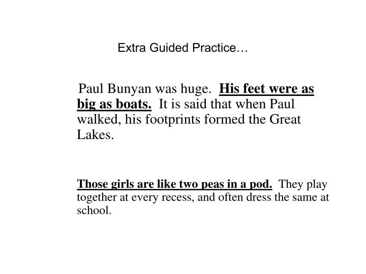 Extra Guided Practice…