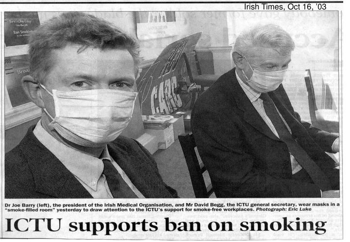 Irish Times, Oct 16, '03