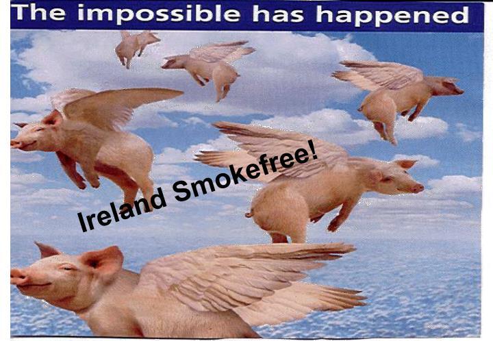 Ireland Smokefree!